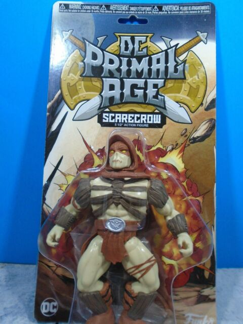 Scarecrow Collectible Figure Multicolor Funko DC Primal Age