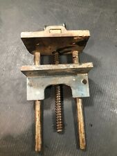 Vintage Craftsman 5204 6 Woodworkers Vise Oval Logo Made In Usa Rare