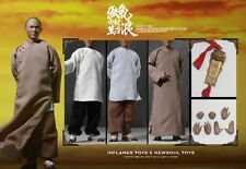 """PRE-ORDER INFLAMES TOY1/6 """"A Master Of Kung Fu"""" Collectible Figure Specification"""
