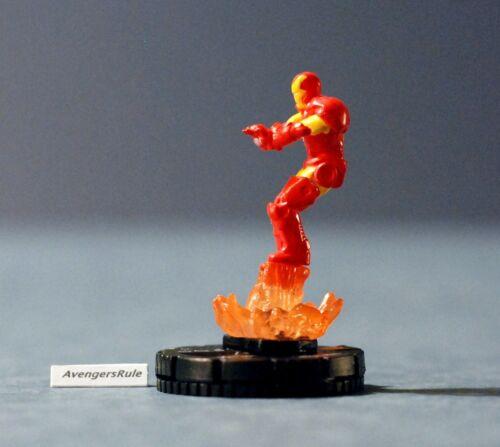 Marvel Heroclix Chaos War 024 Iron Man Uncommon