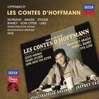 Offenbach: Les Contes d'Hoffmann (CD, Aug-2012, Decca)