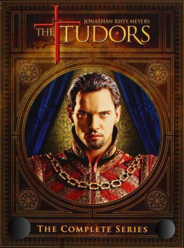 1 of 1 - The Tudors : Season 1-4 (DVD, 2011, 12-Disc Set)