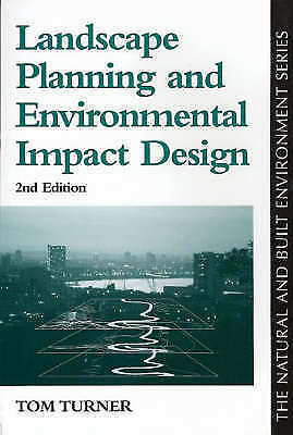 1 of 1 - LANDSCAPE PLANNING AND ENVIRONMENTAL IMPACT DESIGN. , Turner, Tom. , Used; Very