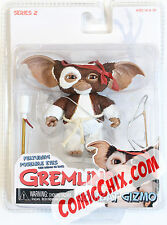 Gremlins ~ COMBAT GIZMO ACTION FIGURE ~ Mogwais Series 2 - NECA REEL TOYS