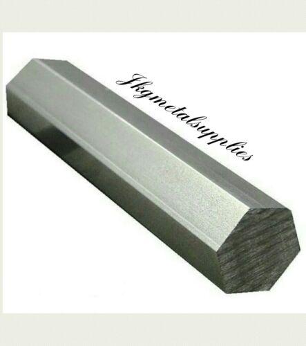 CHEAP MILD STEEL HEXAGON BAR//ROD 8mm diameter various lengths