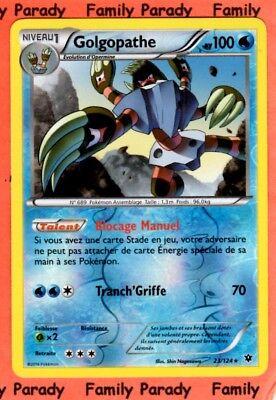 XY10:Impact des Destins-66//124-Carte Pokemon Neuve Française Grodoudou Reverse