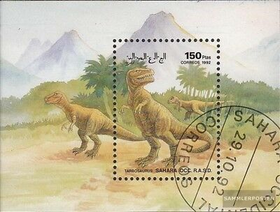 Africa Stamps Sahara Without Validity I B85573