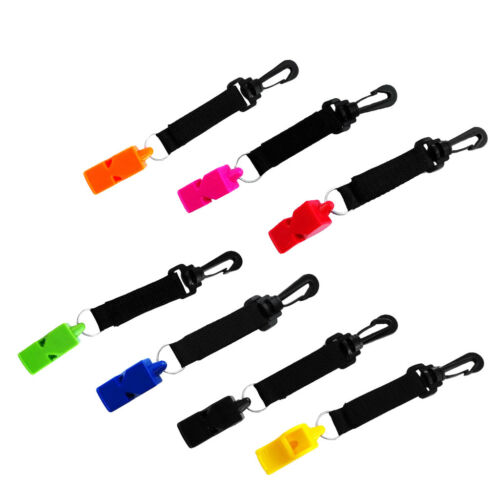 Ultra-loud Emergency Kayak Boat Scuba Dive Safety Whistle Outdoor Survival