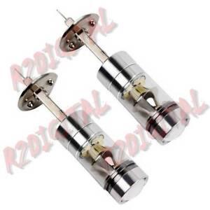 LAMPADE-LED-H1-FARI-ABBAGLIANTI-RENAULT-FORD-OPEL-FIAT-DACIA-COPPIA-6000K-BIANCO
