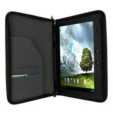 Black Executive  Leather Case for ASUS Transformer Pad Infinity TF700 TF700T