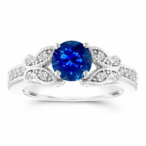 Sapphire-Butterfly-Engagement-Ring-1-18-Carat-14k-White-Gold-Certified-Handmade