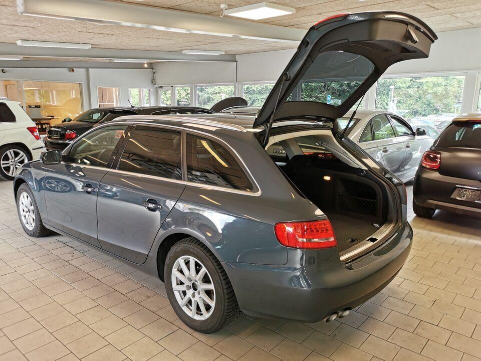 Audi A4 2,0 TDi 143 Avant Multitr. Van Diesel aut.