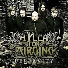 Depravity by A Plea for Purging (CD, Nov-2009, Facedown Records)