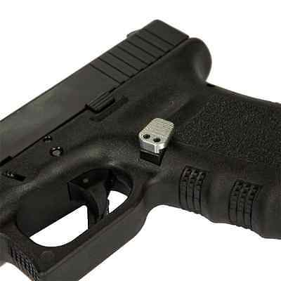 Teardrop Extended Magazine Release for Glock , Various Colors - T1387