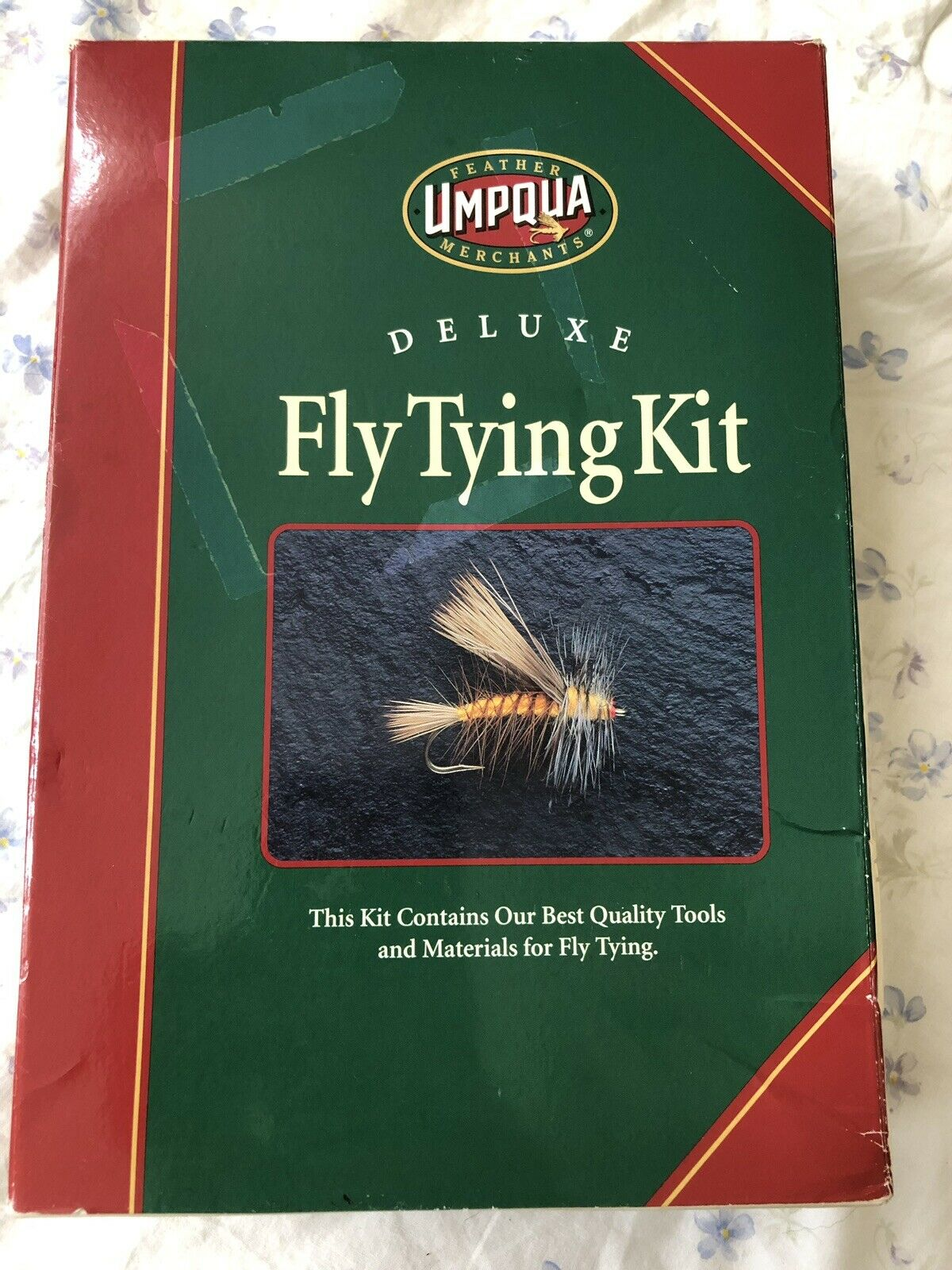 Umpqua Fly Fishing Deluxe Fly Tying Kit