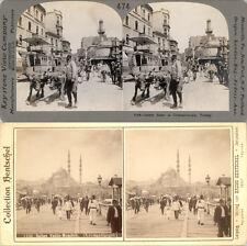 18 Stereofotos Türkei Turkey Istanbul Constantinopel, Motive 1900, Lot 2