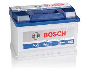 autobatterie bosch 12v 74ah 680 a en s4 008 74 ah top. Black Bedroom Furniture Sets. Home Design Ideas