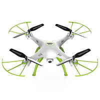 Remote Control X5hc Drone With Hd Camera & Video, Hover Function, Sd Card -