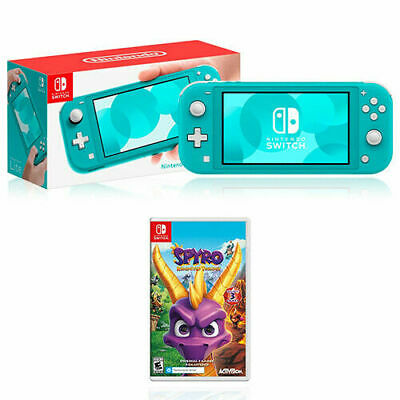 Nintendo Switch Lite Yellow+Spyro Reignited Trilogy