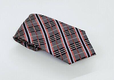 Checks Plaids Solid Sliver Red Gold Blue Black Silk Ties Men/'s Necktie Slim A086