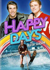 Happy Days: The Fifth Season (DVD, 2014, 4-Disc Set)
