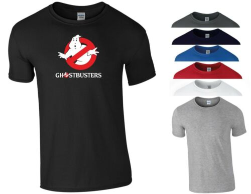 Ghostbusters T Shirt Classic Retro Movie Funny Gift Kids Unisex Children Tee Top