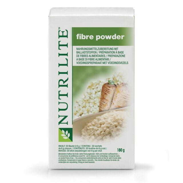 Nutrilite Fibre Powder ( 30x 6g ), AMWAY, Darmreinigung, geschmacksneutral