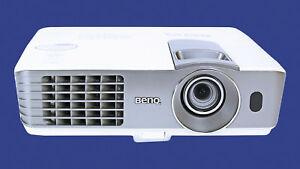 Benq MX711 - DLP Projector 3200 ANSI HD HDMI 1080i/p 3D Ready Remote TeKswamp | eBay