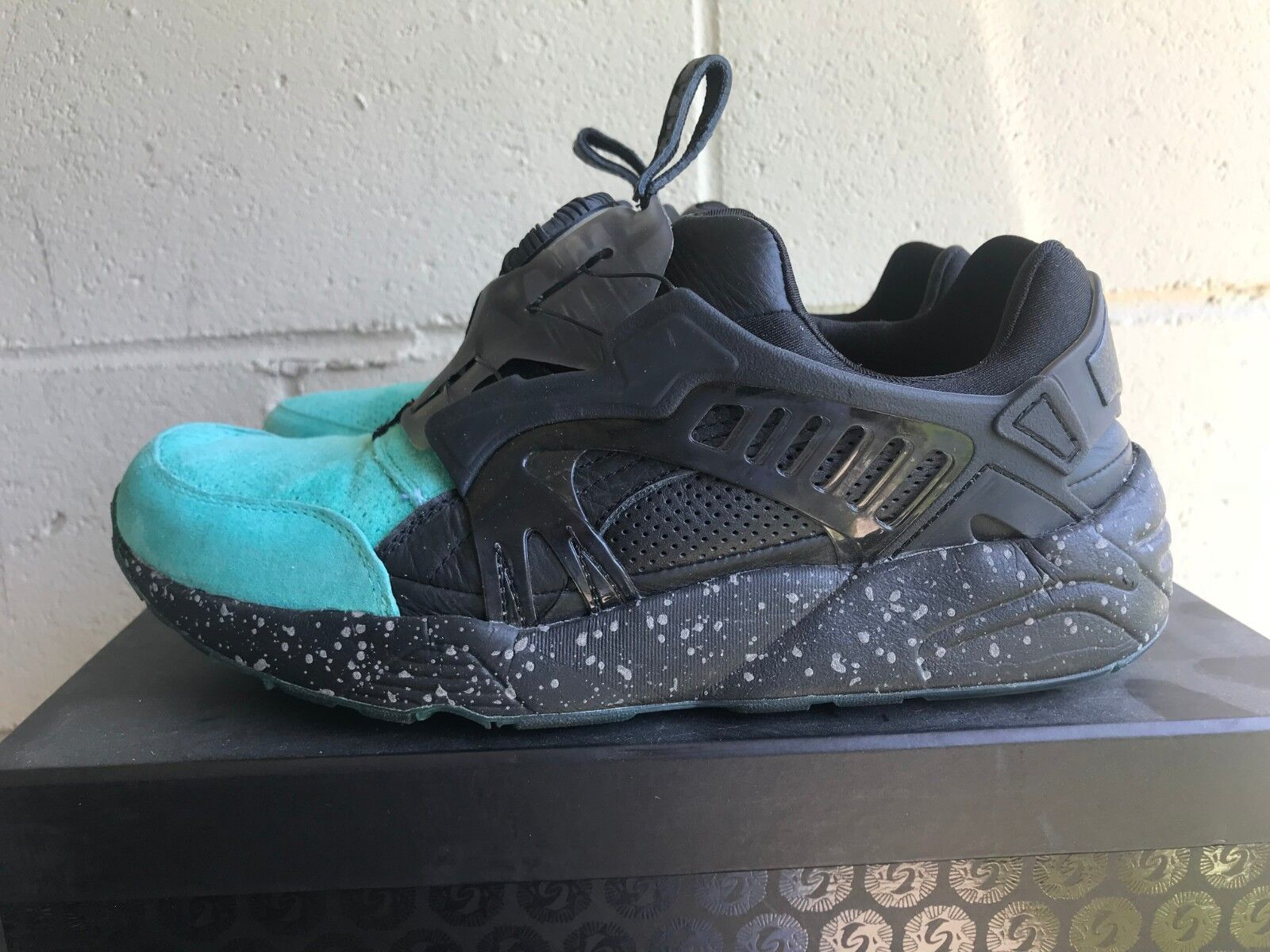 Puma Disc Blaze x Ronnie Fieg Coat Of Arms Mint COA RF Size 7.5
