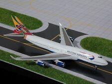 GEMINI JETS 1:400 BOEING 747-400 BRITISH AIRWAYS, G-CIVP GJBAW019 NEW