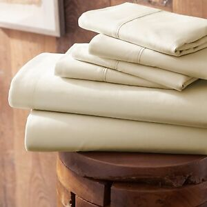 Home-Collection-Super-Soft-Luxury-6-Piece-Bed-Sheet-Set