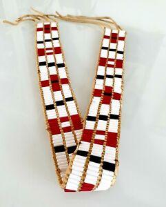 Hatband • American Native • Cherokee • Glas Wampum