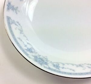SHEFFIELD-CHINA-Blue-Whisper-Floral-Fruit-Dessert-Bowl-5-5-inches-diameter-USED