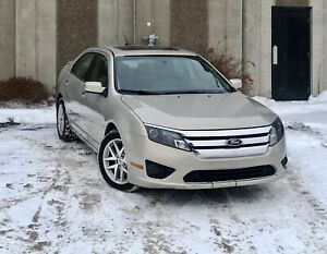 Ford Fusion SEL 2010 AWD/Financement Disponible
