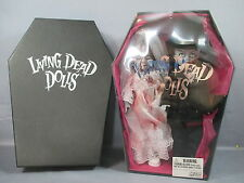 """Living Dead Dolls """"DIED & DOOM"""" w/ Coffin  Tower Records Exclusive"""