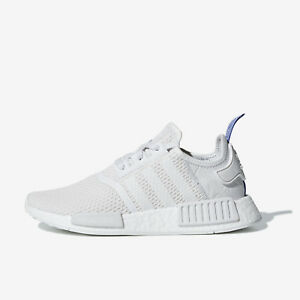 05ee14a070f9 Image is loading ADIDAS-WOMEN-NMD-R1-B37645-CRYSTAL-WHITE-REAL-