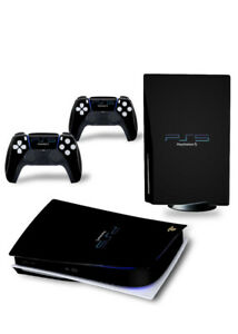 Retro Design Skin Decal Sticker for PS5 Console & 2 Controllers - Disc Version