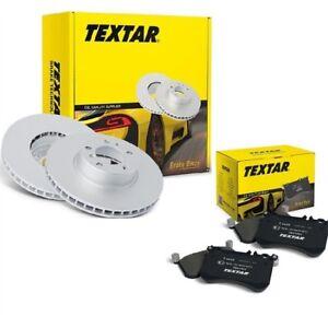 2-Textar-Discos-de-Freno-288mm-4-Pastillas-de-Freno-Delant-Audi-Seat-Skoda-VW