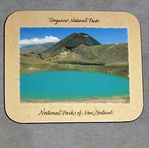 Barware-Coasters-Vintage-in-Box-JASON-National-Park-NEW-ZEALAND-USA-SELLER