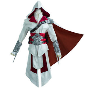 Assassins Creed Ii Ezio Auditore Da Firenze Cosplay Outfits