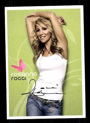 Sammeln & Seltenes Rosanna Rocci Autogrammkarte Original Signiert ## Bc 95560 Durchsichtig In Sicht Original, Nicht Zertifiziert