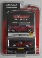 Greenlight - ´08 / 2008 Chevy Corvette 427 weinrotmet. Neu/OVP