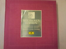 LP BEETHOVEN EDITION 4 String Quartet Quintet 11 LP Set