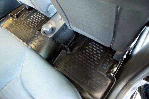 3D TAPPETI TAPPETINI AUTO IN GOMMA PER RENAULT CLIO IV 2012-ad oggi