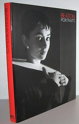 Beaton : Portraits (Hardcover) by Sir Roy Strong Terenc 2004 book, photographs