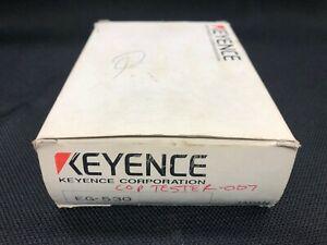 Keyence EG-530 AMPLIFIER UNIT FOR POSITIONING SENSOR New