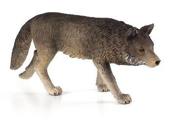 Mojo 387025N Wolf Standing 10 cm Wild Animals New Version