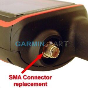 New-Brass-SMA-female-Antenna-socket-for-Garmin-Astro-320-430-Alpha-100-50-part