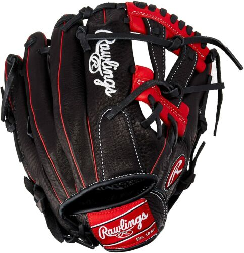 New Rawlings RCS Custom Series Baseball Glove RCS115BS 11.5 Inch RHT