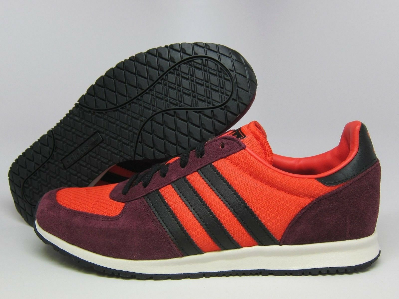 Adidas Originals leather adistar Racer Hombre Zapatos leather Originals zapatillas ZX rojo negro barato y hermoso moda 5cc4df
